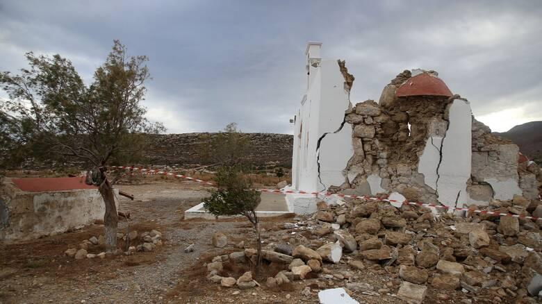 Σεισμός στην Κρήτη: Ανησυχούν οι ειδικοί γιατί δεν έχει καταγραφεί μεγάλος μετασεισμός