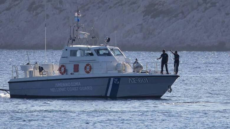 Φορτηγό πλοίο συγκρούστηκε με αλιευτικό ανοιχτά του Αγίου Ευστρατίου
