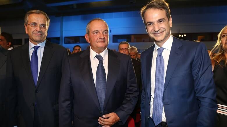 Σε εκδήλωση για τον Κωνσταντίνο Καραμανλή σήμερα Μητσοτάκης, Καραμανλής και  Σαμαράς