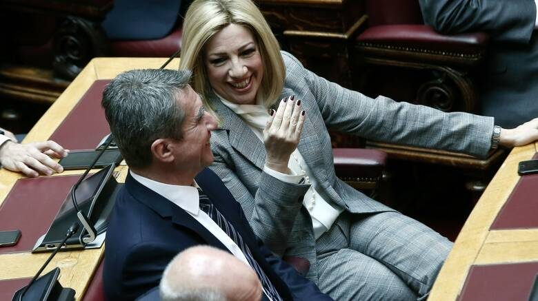 Λοβέρδος: Αναβάλλει τις προεκλογικές εκδηλώσεις - «Δεν μου πάει η καρδιά... Φώφη, περαστικά»