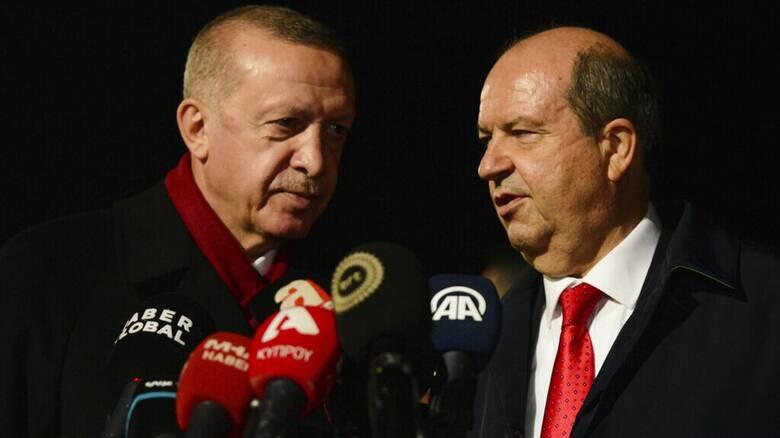 Kατεχόμενα: Παραιτήθηκε η ψευδοκυβέρνηση του «πρωθυπουργού» Ερσάν Σανέρ