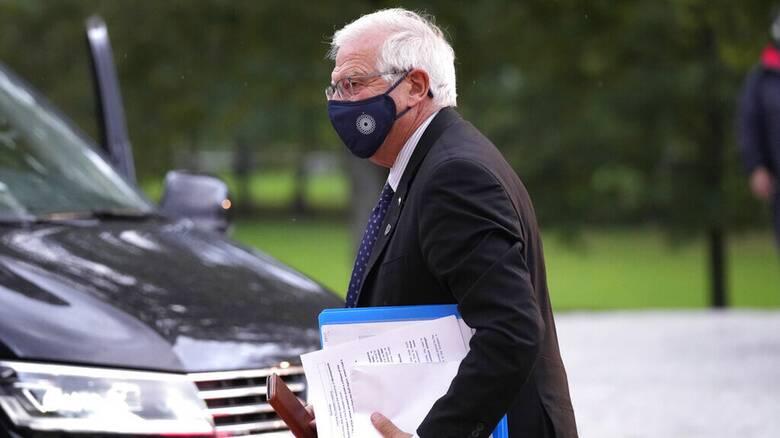 Στις ΗΠΑ ο Ζοζέπ Μπορέλ για τις ευρω-ατλαντικές σχέσεις μετά το «σεισμό» της AUKUS