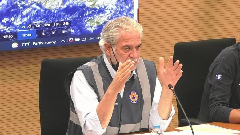 Κακοκαιρία «Μπάλλος» - Στυλιανίδης: Είμαστε σε ετοιμότητα, στόχος να λειτουργήσουμε προληπτικά