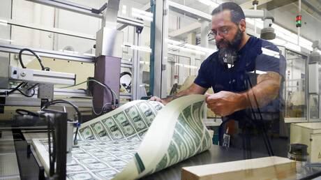 Σοκαριστικά τα στοιχεία για την εκτύπωση χρήματος στις ΗΠΑ