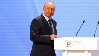 Ενεργειακή κρίση - Πούτιν: «Έτοιμη» η Ρωσία να καλύψει τις ανάγκες της Ευρώπης