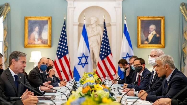 Ιράν: ΗΠΑ και Ισραήλ εξετάζουν «σχέδιο Β'» εάν δεν επιστρέψει στη συμφωνία για τα πυρηνικά