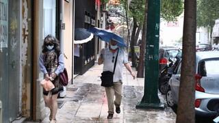 Κακοκαιρία «Μπάλλος»: Ισχυρές βροχές και τοπικές καταιγίδες την Πέμπτη