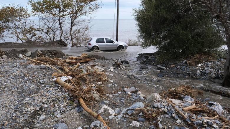 Κακοκαιρία «Μπάλλος»: Ραγδαία αλλαγή του καιρού από σήμερα με βροχές και ισχυρές καταιγίδες
