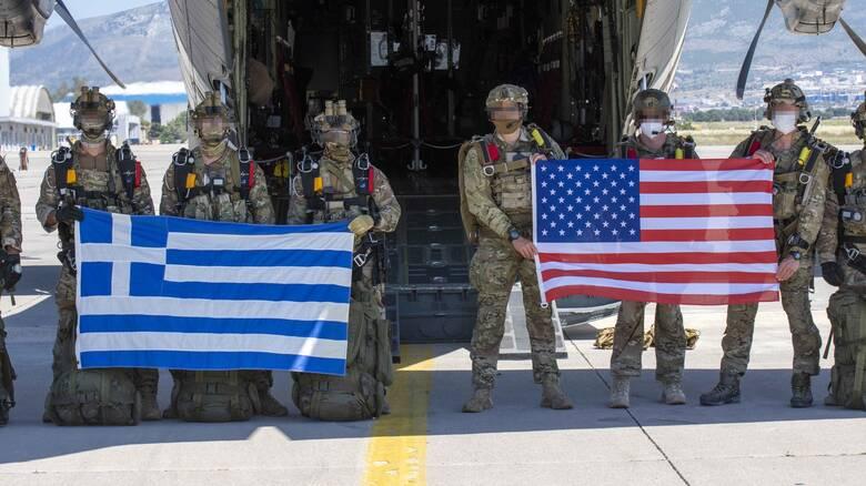 Η νέα ελληνο-αμερικανική συμφωνία: Πέφτουν υπογραφές – Τι βάζει στο «ταμείο» της η Αθήνα