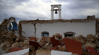 Τσελέντης για τα 6,3 Ρίχτερ στην Κρήτη: Θα έπρεπε να έχουμε πλούσια ακολουθία - Οι ανησυχίες