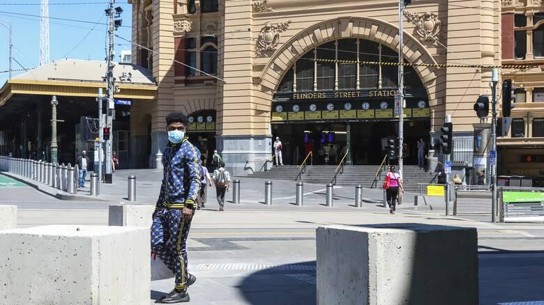 Κορωνοϊός - Αυστραλία: Βγαίνει νωρίτερα από το lockdown παρά το νέο ρεκόρ κρουσμάτων η Μελβούρνη