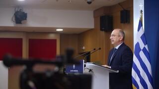 Κακοκαιρία «Μπάλλος» - Οικονόμου: Προτεραιότητα της κυβέρνησης η προστασία της ανθρώπινης ζωής