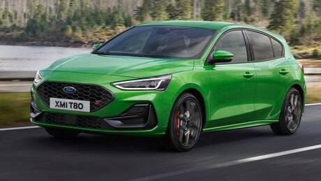 H Ford αναβάθμισε συνολικά το Focus