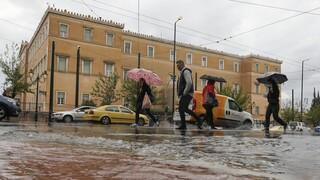 Κακοκαιρία «Μπάλλος»: Κλειστά την Παρασκευή όλα τα σχολεία στην Αττική