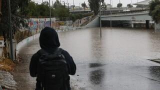 «Μπάλλος»: «Κατακλυσμός» στην Αθήνα - Οι 8 περιοχές με τις μεγαλύτερες βροχοπτώσεις