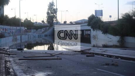 Μαρουσάκης στο CNN Greece: Έρχεται νέα καταιγίδα στην Αττική - Ποιες περιοχές κινδυνεύουν
