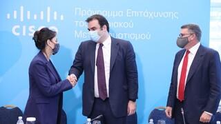 Η Ελλάδα εντάσσεται στο πρόγραμμα επιτάχυνσης ψηφιακού μετασχηματισμού της Cisco