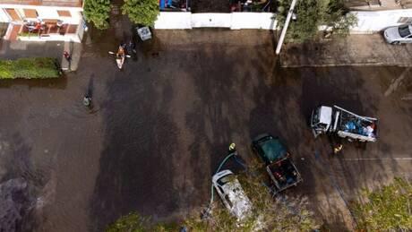 Κακοκαιρία «Μπάλλος»: Τι λέει ο Δήμος Αθηναίων για τις πλημμύρες στον Κολωνό