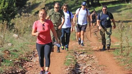 «Λεωνίδα Τρόπαιο»: Πραγματοποιήθηκε με επιτυχία ο αγώνας δρόμου μήκους 25 χιλιομέτρων