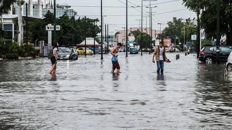 Κακοκαιρία «Μπάλλος»: Ποιοι δρόμοι παραμένουν κλειστοί