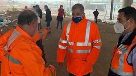 Πατούλης: Τα προβλήματα στα αντιπλημμυρικά έργα στο Φαληρικό Όρμο θα εκλείψουν σε τρεις μήνες