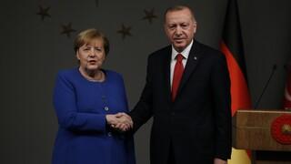 Αποχαιρετιστήρια συνάντηση Μέρκελ - Ερντογάν σήμερα στην Κωνσταντινούπολη