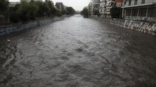 Κακοκαιρία «Μπάλλος» - Λέκκας: Γιατί «φούσκωσαν» τα ποτάμια Κηφισός και Ιλισός