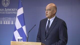 Δένδιας: Ρητή δέσμευση των ΗΠΑ υπέρ της σταθερότητας και ευημερίας της Ελλάδας