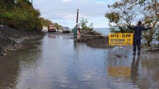 Κακοκαιρία «Μπάλλος» - Μεσολόγγι: Πλημμύρες και μεγάλες καταστροφές