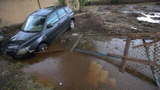 Στη δίνη του «Μπάλλου» και το Αγρίνιο: Πλημμύρες και κατολισθήσεις
