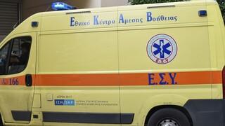Βόλος: Κατέρρευσε ενώ περπατούσε στο δρόμο 53χρονος