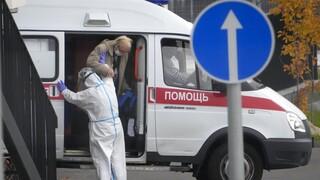 Κορωνοϊός - Ρωσία: Ξεπερνούν για πρώτη φορά τους 1.000 οι θάνατοι σε ένα 24ωρο