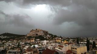 Εξασθενεί η κακοκαιρία «Μπάλλος» - Πού αναμένονται βροχές σήμερα