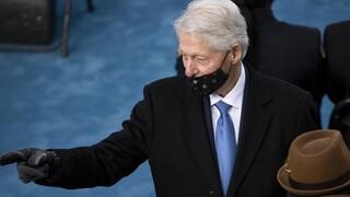 Σήμερα αναμένεται το εξιτήριο για τον Μπιλ Κλίντον
