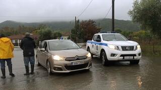 Κακοκαιρία «Μπάλλος»: Ποιοι δρόμοι παραμένουν κλειστοί στη Θεσσαλονίκη