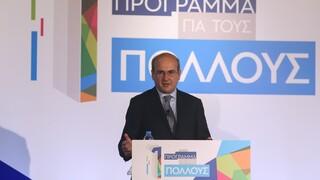 Χατζηδάκης: Έτσι θα είναι το νέο ΕΣΠΑ - Σημαντική αύξηση στον κατώτατο μισθό