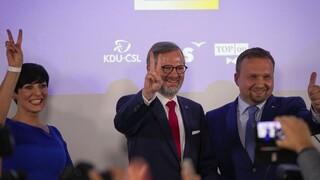 Τσεχία: Τα κόμματα της αντιπολίτευσης προσανατολίζονται στο σχηματισμό κυβέρνησης