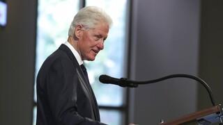 Εξιτήριο από το νοσοκομείο πήρε ο πρώην πρόεδρος των ΗΠΑ Μπιλ Κλίντον