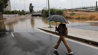 Καιρός: Με βροχές και καταιγίδες αρχίζει η εβδομάδα