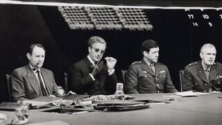 Ο «Dr. Strangelove» και οι αμυντικές συμφωνίες της Ελλάδας με την Γαλλία και τις ΗΠΑ