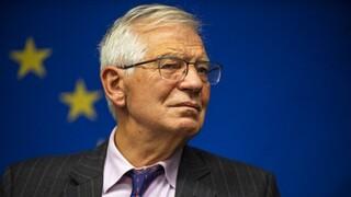 Μπορέλ: Θα έχουμε περίπλοκη και μακρά συνάντηση με τους υπουργούς Εξωτερικών
