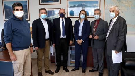 Motor Oil: Υιοθετεί το δασικό εκκοκκιστήριο της Αμυγδαλέζας
