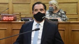 Βουλή: Το παράπονο του Αδ. Γεωργιάδη - Τι είπε για Μανιαδάκη