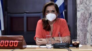 Ντόρα Μπακογιάννη: Ένα μεγάλο ευχαριστώ - Δεν θα το βάλουμε κάτω, θα δώσουμε τη μάχη