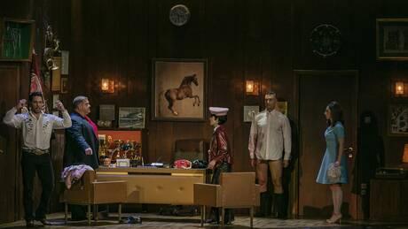 Εθνική Λυρική Σκηνή: «Οι Γάμοι του Φίγκαρο» στην GNO TV