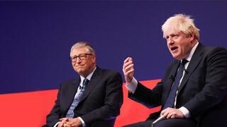 Σύμπραξη με τον Μπιλ Γκέιτς για πράσινες επενδύσεις αξίας 475 εκατ. ευρώ ανακοίνωσε το Λονδίνο