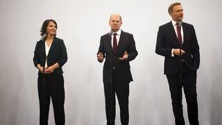 Γερμανία: Αρχίζει την Πέμπτη η επίσημη διαπραγμάτευση για συνασπισμό «Φανάρι»