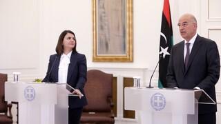 Διπλωματική «ρελάνς» της Αθήνας στη Λιβύη - Πρωτοβουλίες από Δένδια και ΗΠΑ