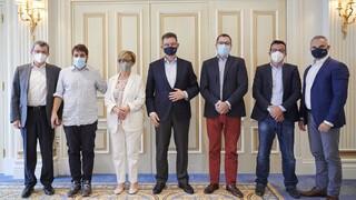 Μπουρλά: Συνάντηση του CEO της Pfizer με την Ένωση Ασθενών Ελλάδας