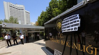 Οργισμένη αντίδραση του τουρκικού ΥΠΕΞ στη διακήρυξη Ελλάδας-Αιγύπτου-Κύπρου